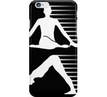 Meditation and yoga energy  iPhone Case/Skin