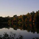 Beebe Lake 2 by Mark  Reep