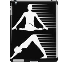 Meditation and yoga energy  iPad Case/Skin