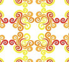 Swirly Fire by Wealie