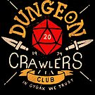 Dungeon Crawlers Club by Azafran
