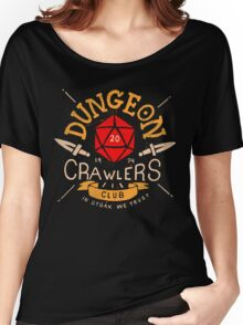 Dungeon Crawlers Club Women's Relaxed Fit T-Shirt