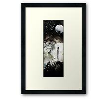 Mount of Sirius Framed Print