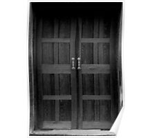 Doorway Poster