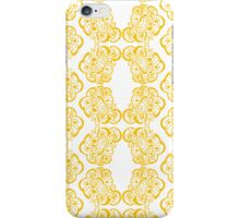 Golden Emblem iPhone Case/Skin