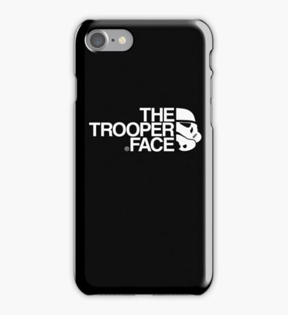 The trooper face iPhone Case/Skin