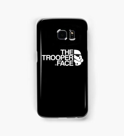 The trooper face Samsung Galaxy Case/Skin
