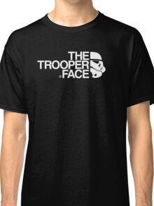 The trooper face Classic T-Shirt