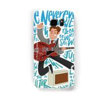 Guitar Heroes - Marty McFly  Samsung Galaxy Case/Skin