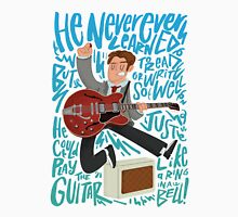 Guitar Heroes - Marty McFly  Unisex T-Shirt