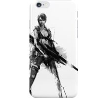 The Phantom Pain Metal Gear Solid V QUIET shirt or Pillow iPhone Case/Skin