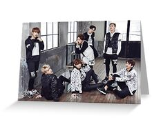 BTS/Bangtan Sonyeondan - Photoshoot 2015 #3 Greeting Card