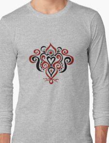Bound Heart Long Sleeve T-Shirt