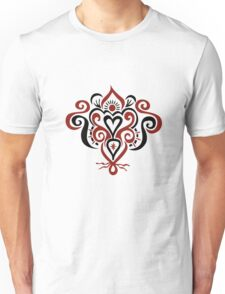 Bound Heart Unisex T-Shirt