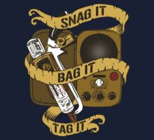 Snag It, Bag It, and Tag It! Kids Clothes