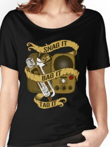 Snag It, Bag It, and Tag It! Women's Relaxed Fit T-Shirt