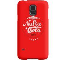 Drink Nuka Cola Samsung Galaxy Case/Skin