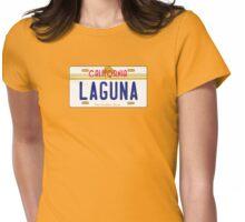 Laguna Beach - California. Womens Fitted T-Shirt