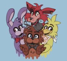 Five Nights at Freddys! Kids Tee
