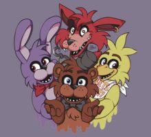 Five Nights at Freddys! Kids Tee