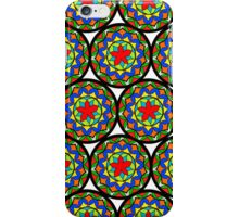 Flower Mandela Pattern iPhone Case/Skin