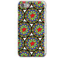 Flower Mandela Pattern iPhone Case/Skin