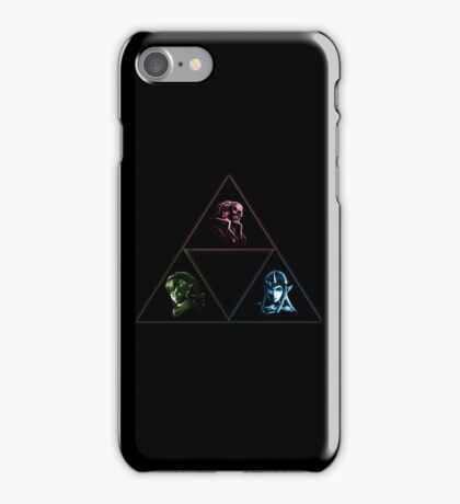 Wielders of the Triforce iPhone Case/Skin