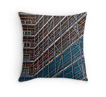 London Scaff Throw Pillow