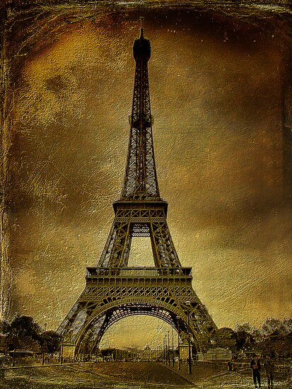 Vintage Paris by Don Alexander Lumsden (Echo7)