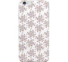 Swirly Gig Pattern iPhone Case/Skin