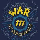 War never changes by Azafran