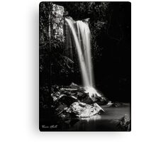 Dreamy Curtis Falls Canvas Print
