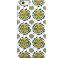 Shark Infested Sunshine Pattern iPhone Case/Skin