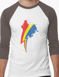 Speedpainting Men's Baseball ¾ T-Shirt