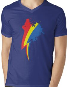 Speedpainting Mens V-Neck T-Shirt