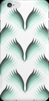 Wings Pattern by Wealie