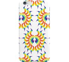 Phoenix Wings Pattern iPhone Case/Skin