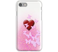 aMazed Heart iPhone Case/Skin