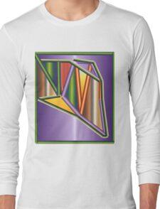 GRADIENT  ART Long Sleeve T-Shirt