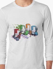 Castle Crashers Long Sleeve T-Shirt