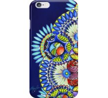 Cathedral Sky Mandala, I phone case, by Alma Lee iPhone Case/Skin