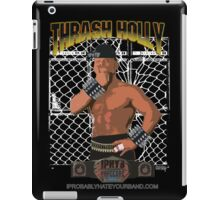 Official Thrash Holly Shirt iPad Case/Skin