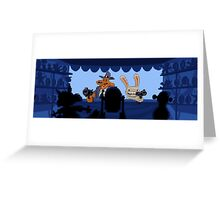 Sam & Max #05 Greeting Card