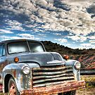 High Miles by Eddie Yerkish
