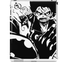 Luffy Gear 4 - Ready To Fight iPad Case/Skin