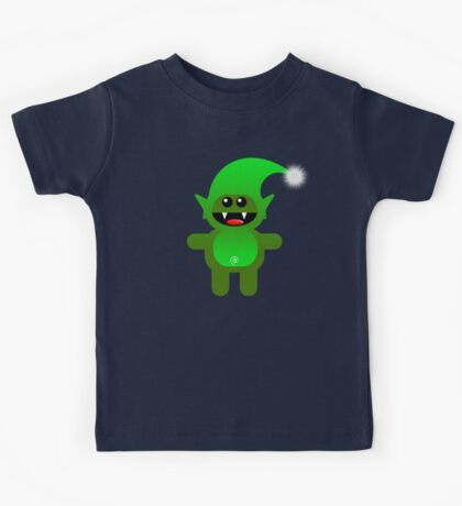 SANTA LITTLE HELPER Kids Tee