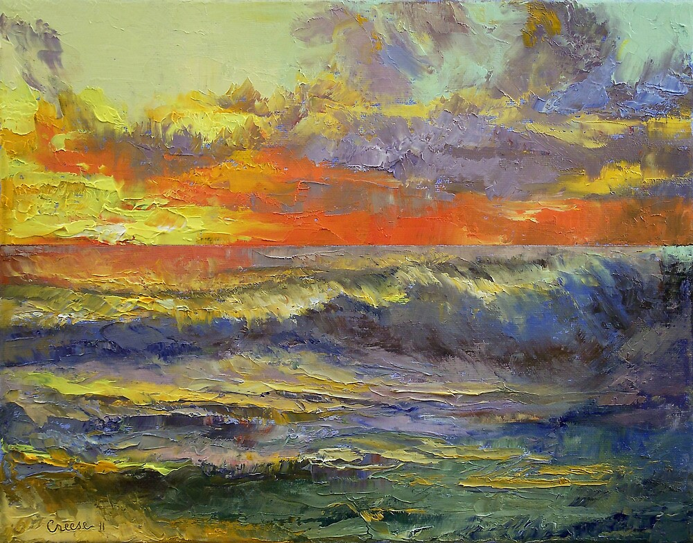 California Dreaming by Michael Creese