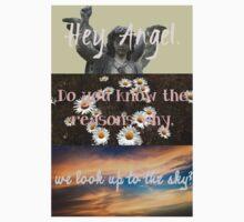 Hey Angel. by londonsalt