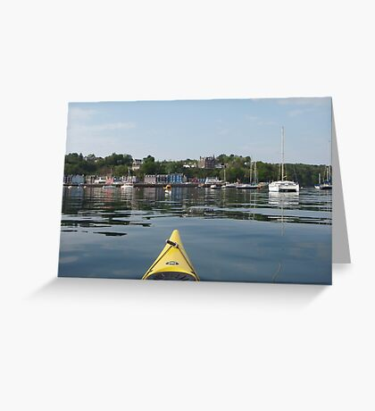 Tobermory Calm Greeting Card