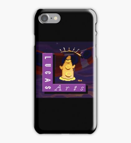 Maniac Mansion - Day of the Tentacle #02 iPhone Case/Skin